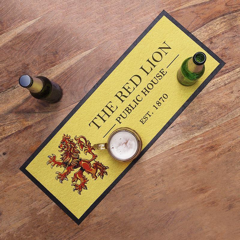 Tapis De Bar Personnalis Impression Sur Tapis De Bar