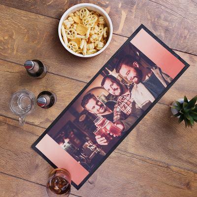 Barmatte mit Fotos bedrucken