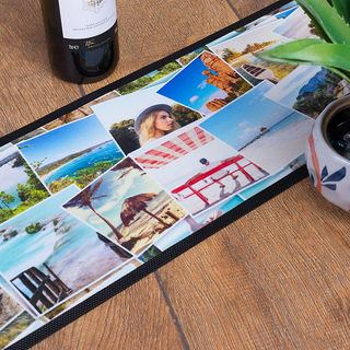 personalized bar runner