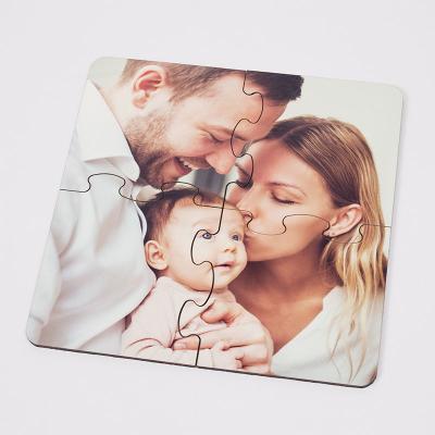 puzzle para niños personalizados en bautizos