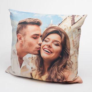 Personalised luxury cushion