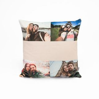 stampa su cuscino