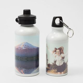 Water bottle sizes and top comparisons