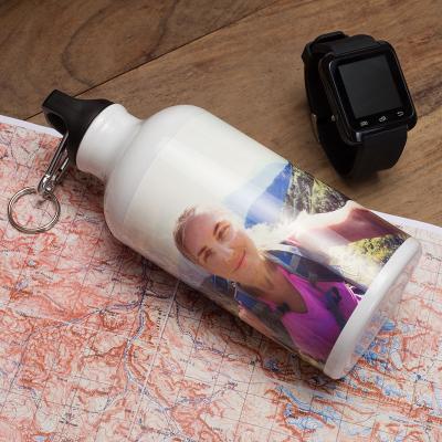 botella de aluminio de viaje personalizadas