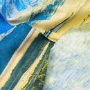stampa sciarpa tubolare dettaglio
