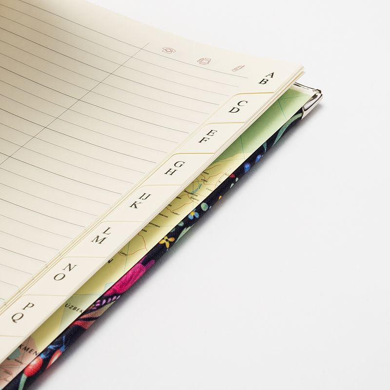 dettaglio diario personalizzato