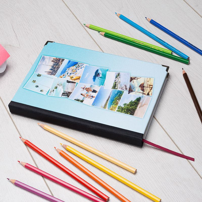 Personalised Diary: Design Your Own 2018 Photo Diaries