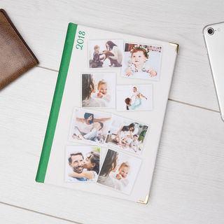 Agenda personalizzata con foto