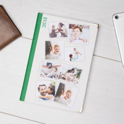 personlig dagbok med eget tryck 2018