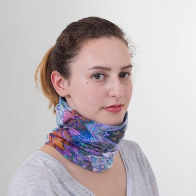 Neck Tube Scarf for her