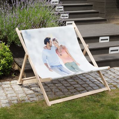 Personalised Double Deck Chair