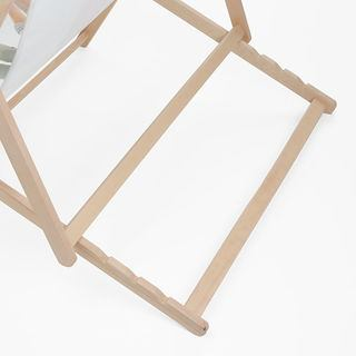 Deckchair Wooden Frame detail