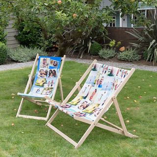 Montage design Deckchair and Double Deckchair
