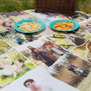 picknickdecke selber gestalten picknickdecke bedrucken. Black Bedroom Furniture Sets. Home Design Ideas