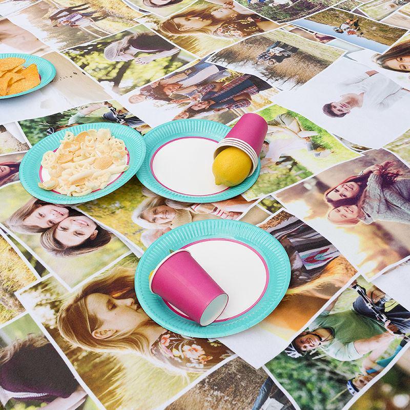 Picknickdecke selbst gestalten decke mit foto bedrucken - Fotogeschenke decke ...