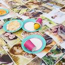Print personalised Picnic Blanket family photo montage