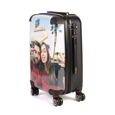 maletas con fotos para despedida de soltero