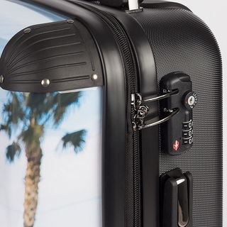 Tsa travel lock suitcase