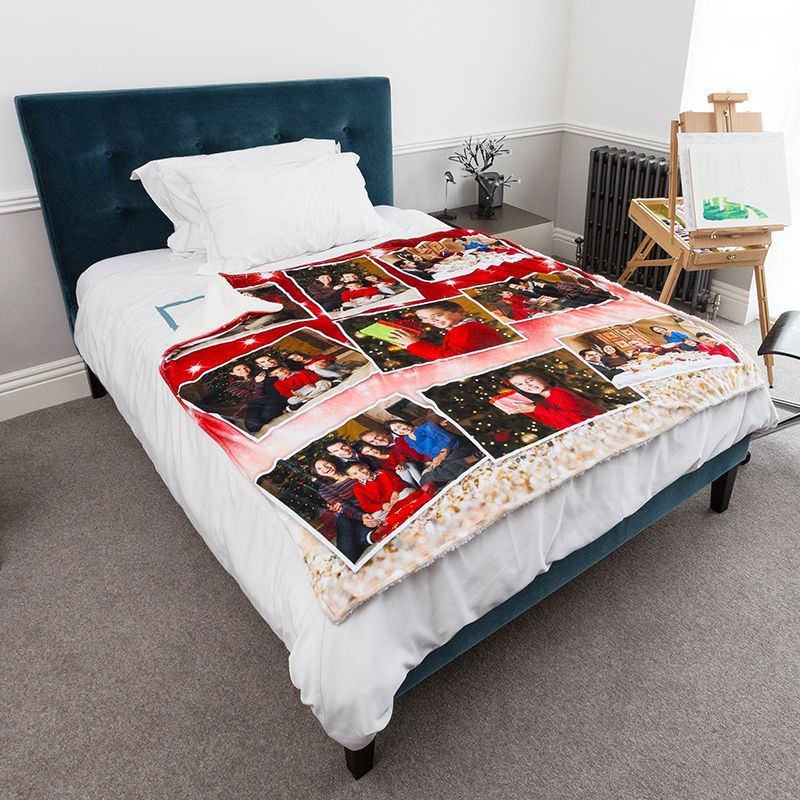 plaid pour canap avec photos impression de qualit. Black Bedroom Furniture Sets. Home Design Ideas