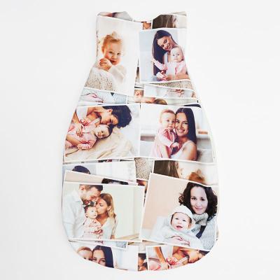 babyschlafsack mit collage