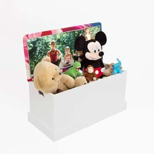 personalised toy box