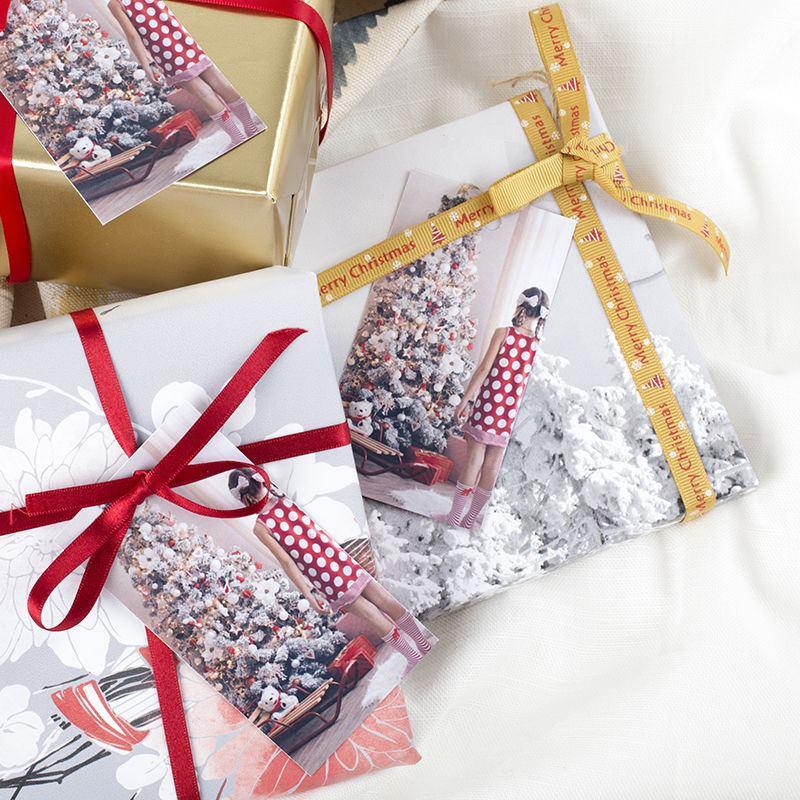 etiquettes cadeaux personnalis es pack de 20. Black Bedroom Furniture Sets. Home Design Ideas