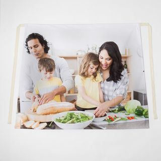 Family Cooking Apron photo Design