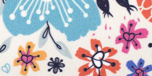 detail soft velvet