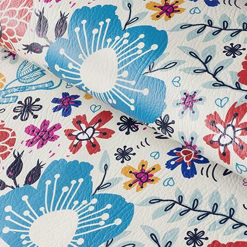 warm leatherette fabric
