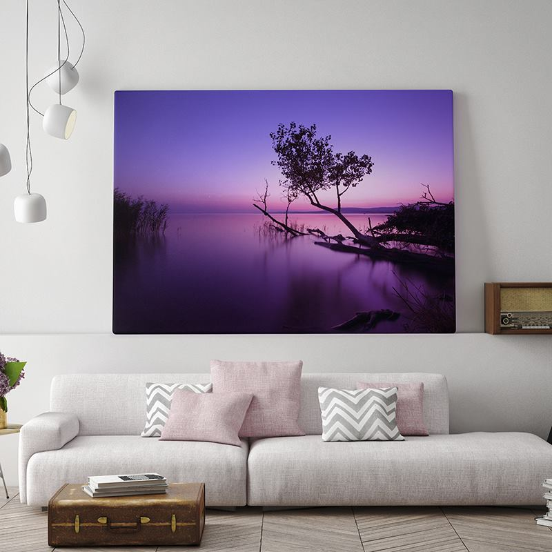 custom large photo print