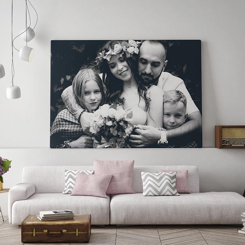 leinwand bedrucken lassen mit fotos bilder auf leinwand. Black Bedroom Furniture Sets. Home Design Ideas
