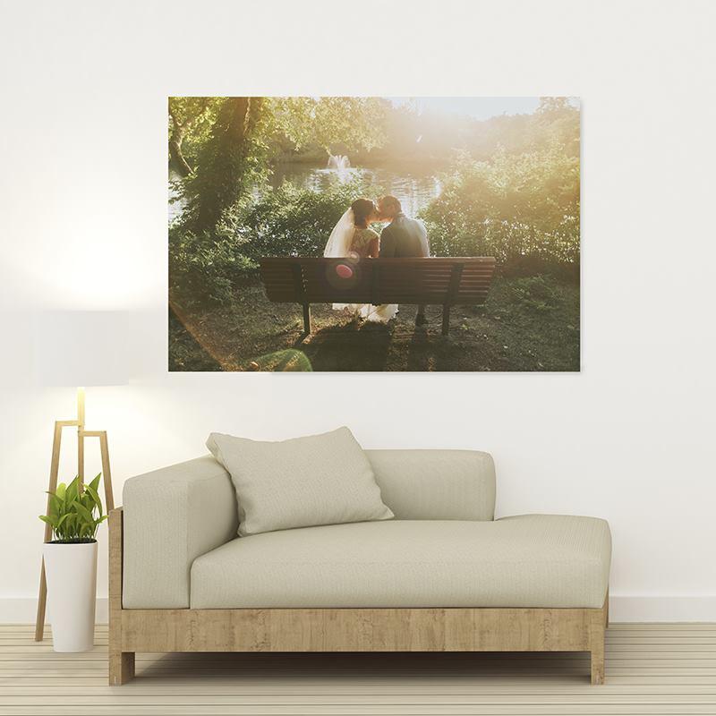 standard canvas print sizes