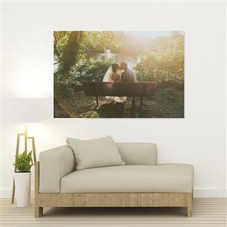 wedding Photo Canvas Prints