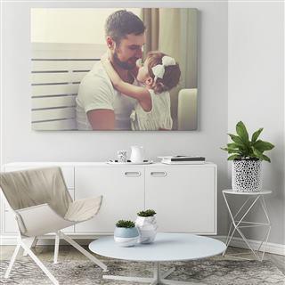 Lienzo de fotos personalizadas