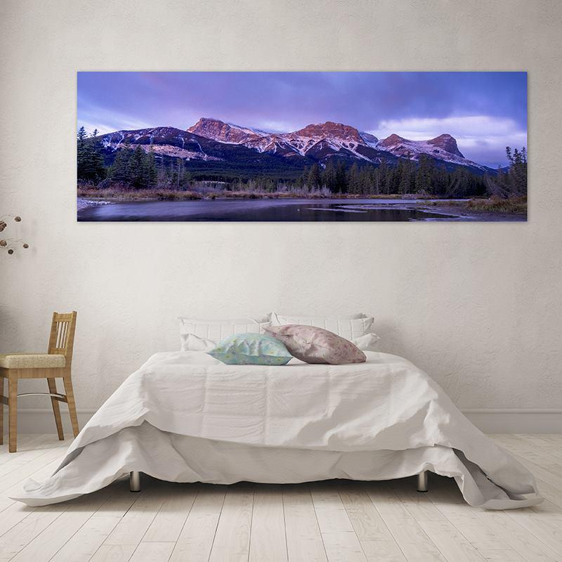 Custom Canvas: Framed Custom Size Canvas Prints