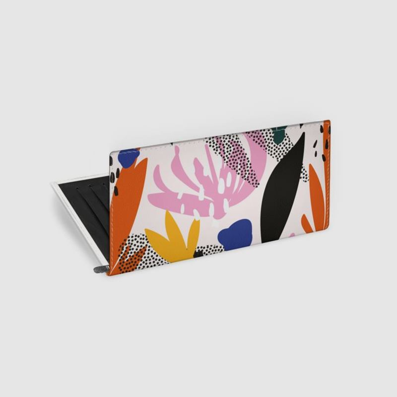 customise your own travel wallet