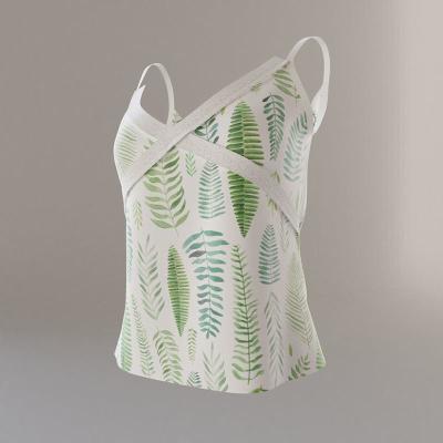 custom lace cami top