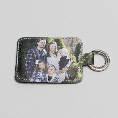 Photo Keyring Custom Made