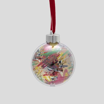 personalisierte weihnachtskugel