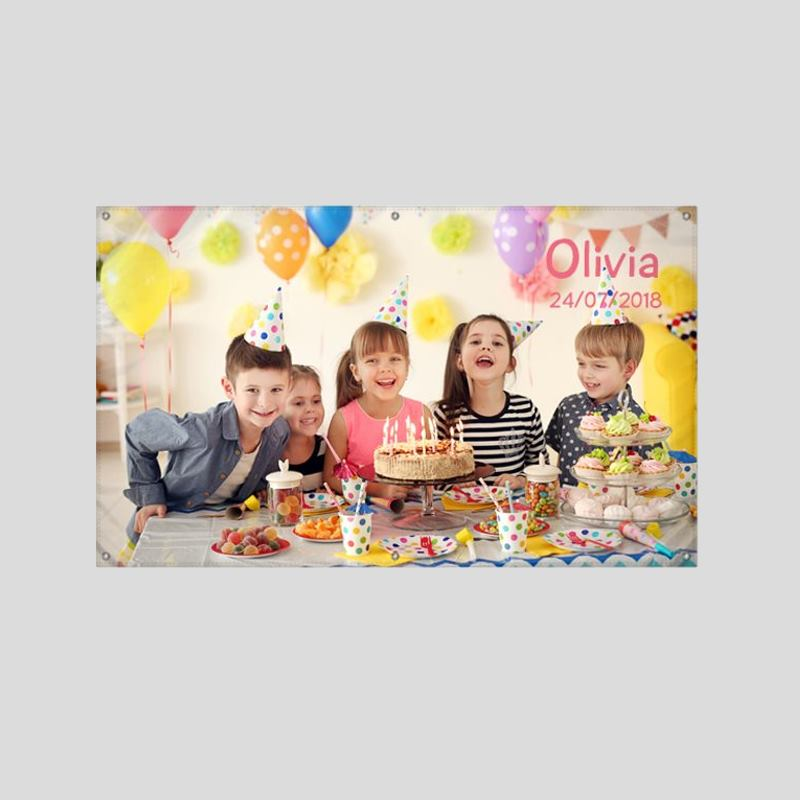 Incredible Personalized Birthday Banner With Photo Custom Birthday Banners Funny Birthday Cards Online Inifodamsfinfo
