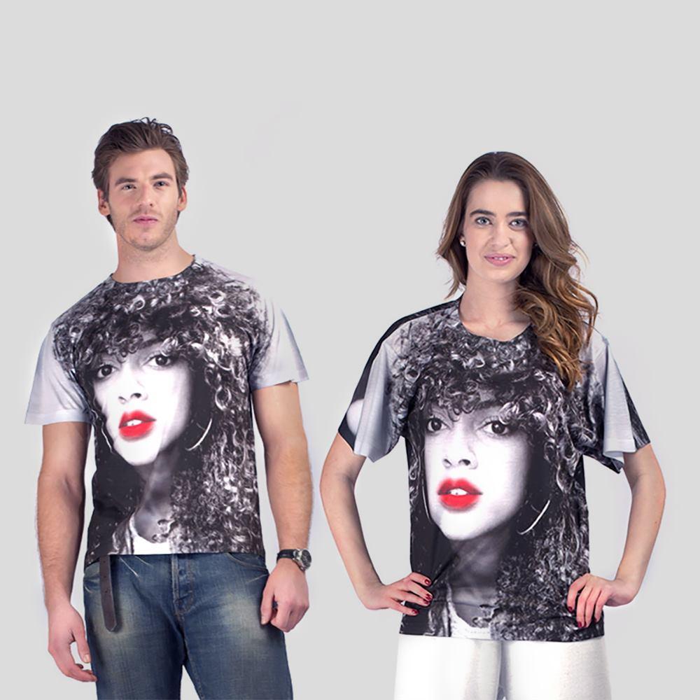 camisetas unisex