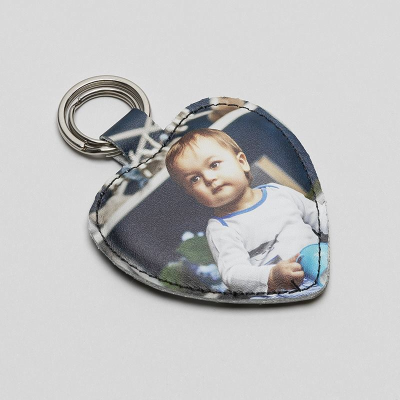 Photo Keyring Custom Made