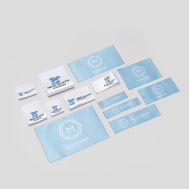 6cae51e07150 Custom Fabric Labels For Handmade Items. Fabric Labels
