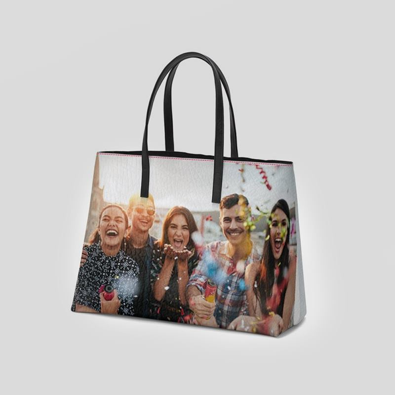 Personalised Leather Tote Bags