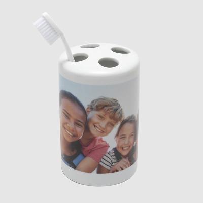 personalised toothbrush holder
