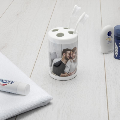 personalized toothbrush holder