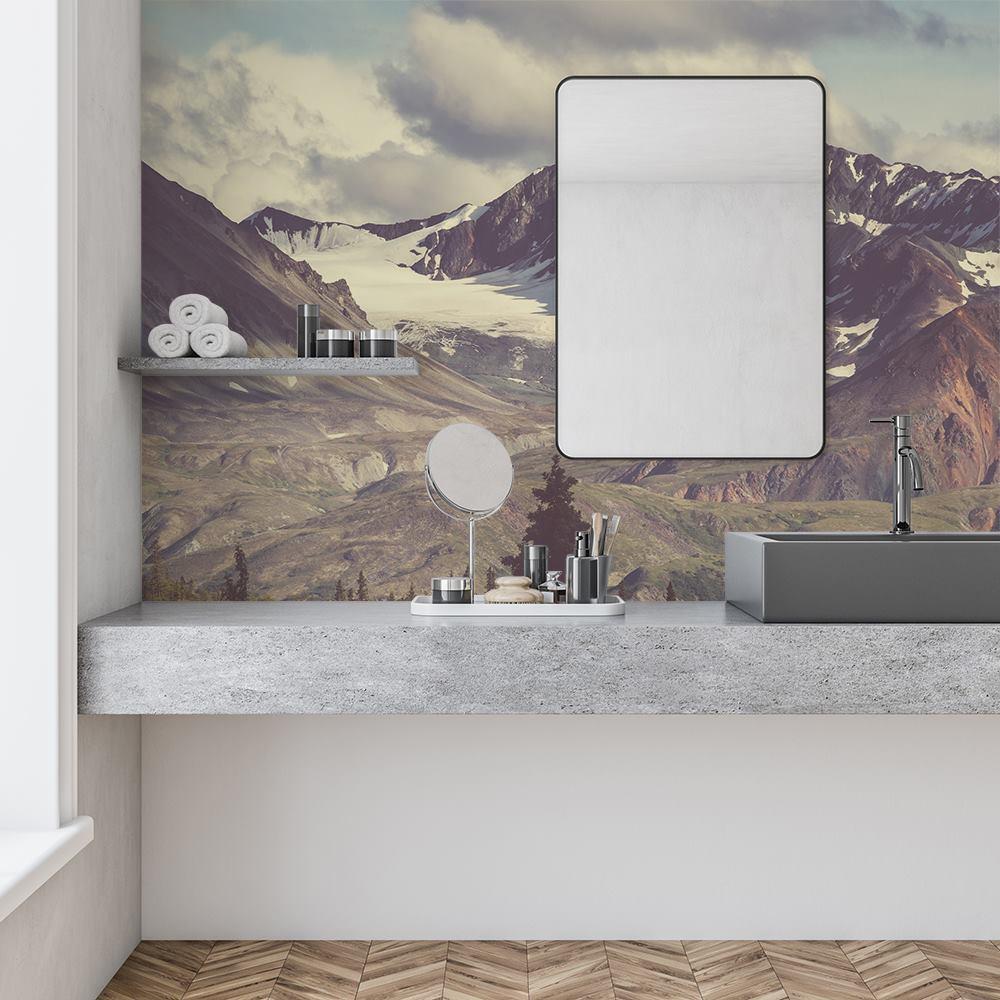 浴室防水壁紙 写真 印刷