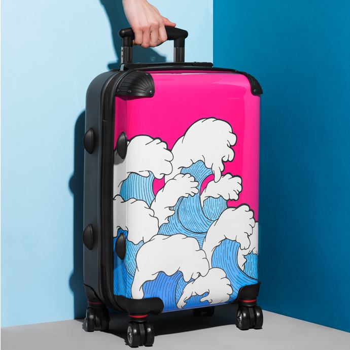 Shop Personalised Suitcase