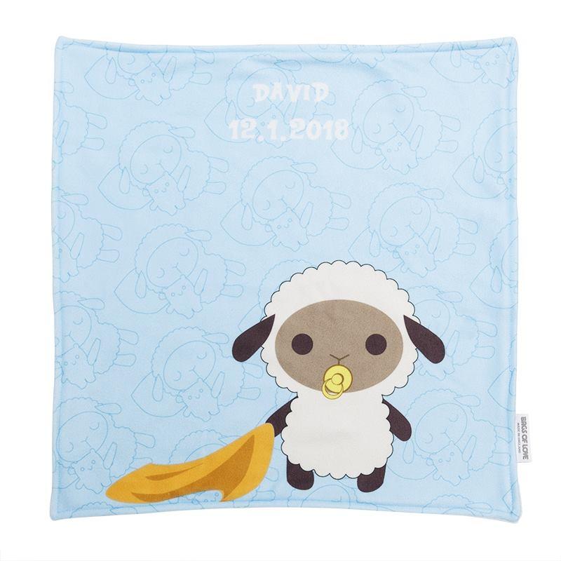 Baby Kuschel Decke bedrucken | Decke für Babies erstellen