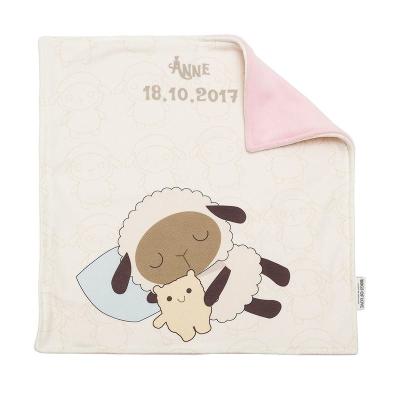 Personalized comfort blanket